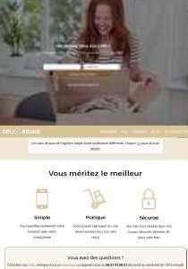 Livraison sur rendez-vous en entrepôt (Ile de France)